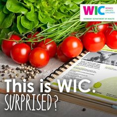 The WIC newsletter includes tasty recipes for healthy food. Discover more pleasant surprises by learning about WIC in your area. http://healthvermont.gov/wic/about.aspx