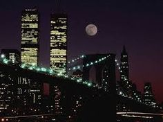world trade center at night - Google Search
