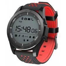10aef3a3ac5 Relógio Inteligente NO.1 F3 Sports Smartwatch IP68 Original Importado  Review Aliexpress - SUCESSO NA