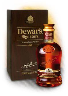 Dewars Signature