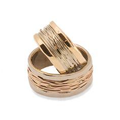 handmade gold weddig rings