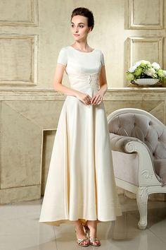 6582ce2847 A-Line/Princess Bateau Floor-length Chiffon Lace Mother of the Bride Dress