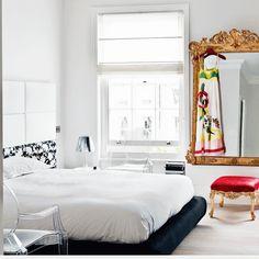 Casinha colorida: Inspiração do dia: quartos de casal