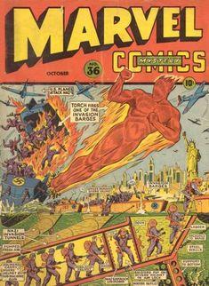 Marvel Mystery Comics (Volume) - Comic Vine