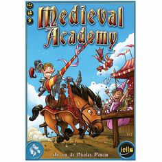 Medieval Academy The Board Game