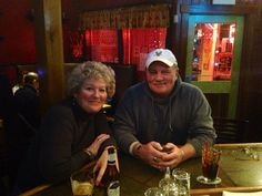A couple of our favorite bar customers!