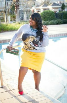 Musings of a Curvy Lady Plus Size Fashion Blogger #womensfashion…