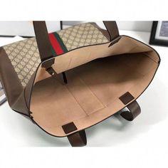 9603e1bf065 Gucci Ophidia soft GG Supreme large tote 519335  Guccihandbags