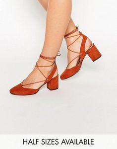 abb490c75aa Search for black lace up heels at ASOS. Shop from over styles