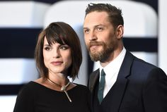 tom hardy and charlotte riley at ledgens premiere - Google Search