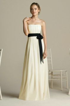 @Megan Sik - Ideas for contrast ribbon on dresses