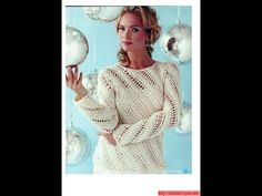 Crochet Patterns| for free |crochet blouse| 1512