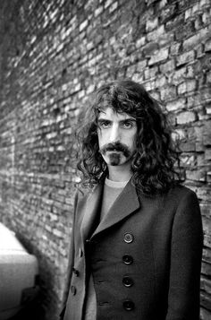 Frank Zappa (1940-1993) - American musician, songwriter, composer, recording engineer, record producer, and film director.