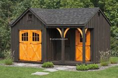 Board & Batten Heritage Sheds - Amish Mike- Amish Sheds, Amish Barns, Sheds…