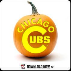 Download Word logo template  http://mlb.mlb.com/chc/fan_forum/pumpkin_stencils.jsp?partnerId=aw-5346415589163535500-1023#
