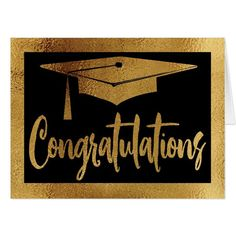 Shop Big Oversized Graduation Congratulations Card created by artinspired. College Graduation Cards Handmade, Graduation Card Messages, Graduation Invitations College, Graduation Announcements, Graduation Gifts, Graduation Celebration, Graduation Ideas, Congratulations Graduate, Custom Greeting Cards