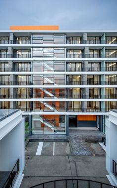U Square / Atelier of Architects