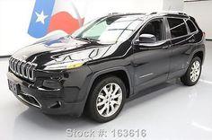 eBay: Jeep: Cherokee LIMITED PANO ROOF NAV REAR CAM 2014 jeep cherokee limited pano roof nav rear cam… #jeep #jeeplife usdeals.rssdata.net