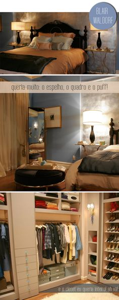 Blair Waldorfs Room On Gossip Girl (wish This Was Blair Parretts Room In  Real Life