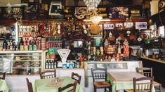 5+1 ιστορικά ταβερνάκια της Αθήνας για… γευστικές βραδιές στην πόλη! – My Review Table Settings, Retro, Furniture, Lovely Things, Home Decor, Life, Decoration Home, Room Decor, Place Settings