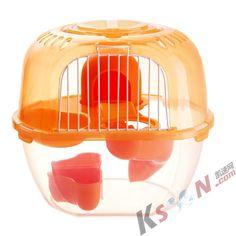 Plastic Little Hamster Cage/ Little Pet Cage/ Pet Supplies Hamster Cages, Pet Cage, Little Pets, Pet Products, Goldfish, Pet Supplies, Horses, Plastic, Spaces