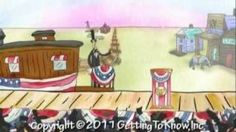 "History Videos for Kids ""Getting to Know: Abraham Lincoln"", via YouTube."