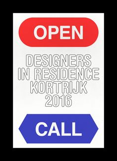 "corbinmahieu: "" Designregio Kortrijk is looking for highly motivated and recently graduated designer-makers or creative artists. The Designers in Residence Kortrijk program is 3-month full time working residency (September to December..."