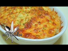 Easiest Chicken Casserole - 5 ingredients!!!
