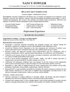Program Coordinator Resume   Http://www.resumecareer.info/program