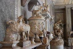 Sala dei animali - Vatikanische Museen