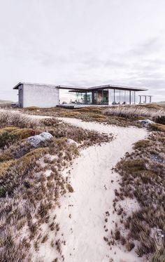 Architecture Résidentielle, Contemporary Architecture, Modern Contemporary, 3d Studio, Le Corbusier, Beach House Decor, Modern House Design, Exterior Design, Beautiful Homes