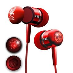 Liverpool F.C bassbud earphones