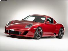 Fotos del StudioTorino RK Coupe Porsche Cayman - 2 / 17