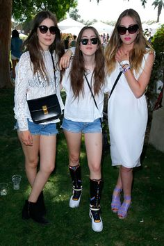 Haim What Your Favorite Celebs Wore to Coachella (Prepare for Extreme Festival Style Inspiration!)