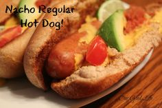 Our Good Life: Nacho Regular Hot Dog #WeekdaySupper