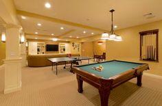 Pool Table, Pool Houses, Game Room, Tennis, Football, Home Decor, Billiard Pool Table, Tennis Sneakers, Soccer