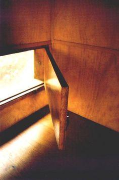 Le Corbusier | Charles-Édouard Jeanneret-Gris (Swiss-French, 1887-1965) | Le Cabanon | Roquebrune Cap Martin, France | 1949