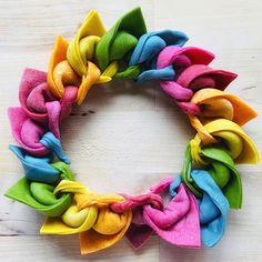 """Linda Miller Nicholson on Instagram: """"The kind of wreath I put on my door & by door I mean plate & wreath I mean 🌈tortellini🌈 daisy chain. You can't eat this and not feel…"""" Linda Miller, Pasta Art, Daisy Chain, Wreaths, Tortellini, Instagram, Plate, Cooking, Kitchen"""