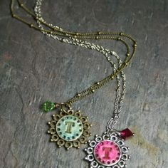 Sweet Charm Pendants from Tesori Trovati | Bijoux Gems Joy: More Ideas For Your Mother