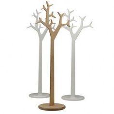 Hay veces que las aplicaciones humanas recorren un larguísimo camino para volver al mismo punto. Un ejemplo bien visible es este perchero árbol. Durante sigl...