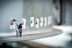 The newest LEGO series comes from French photographer Samsofy Pardugato with his quirky collection of LEGO minifigs in funny situations. Pardugato combines his photography skills with elements of street...