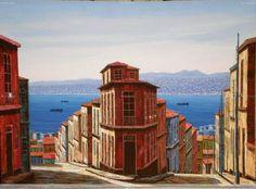 Valparaíso - the San Francisco of South America! Latin America, South America, Seattle Skyline, San Francisco, Latina, Exterior, World, Beach, Places