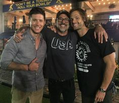 "The Winchesters. Tonight.  Jeffrey Dean Morgan on Twitter : ""First twit…"