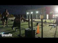 """""""The minute you feel like you're the only one going through it ... you're losing."""" CrossFit Games competitor Austin Malleolo talks about working hard at the ..."""