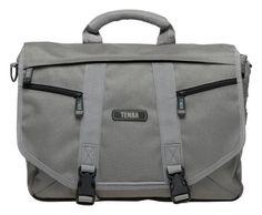 Tenba Mini Messenger Bag (Platinum) - Brought to you by Avarsha.com