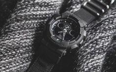 【新品】【正規品】 G-SHOCK Gショック ジーショック ミリタリー Military Black 限定モデル カシオ CASIO アナデジ 腕時計 クロスバンド_画像2