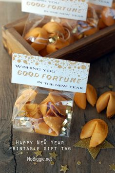 10 New Year's Eve Party Printables