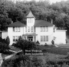 dry run west virginia history | Sherwood Grade School . 1969, Route 50.