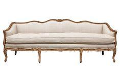 1940s French Louis XV-Style Sofa on OneKingsLane.com
