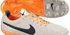 Nike Tiempo Legacy Fg Mens Soccer Shoes - Grey